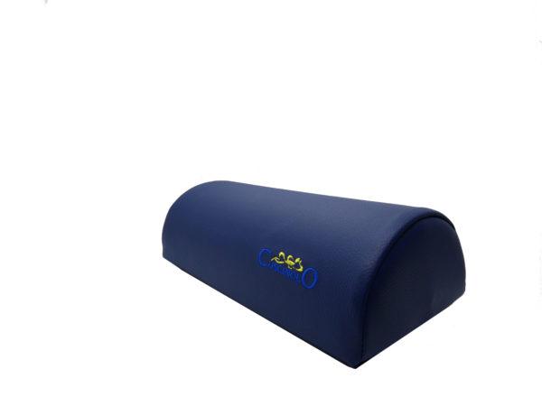 cuscino multifunzione blu similpelle